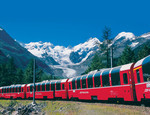 Gita sul Bernina Express