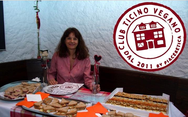 Annamaria Lorefice CLUB TICINO VEGANO in APERO 2013