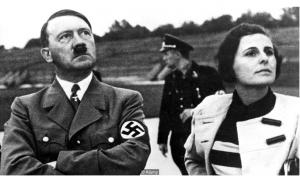 Hitler e Leni Riefenstahl