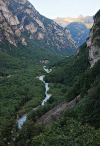 Il fiume Bavona